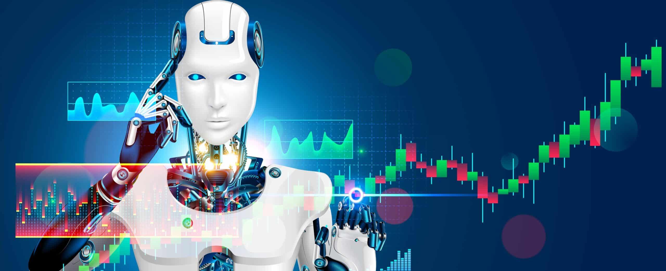 algorithme de robot boursier